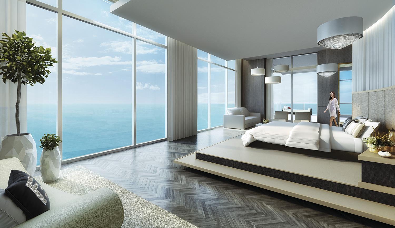 Luxury Condos in Miami  Acqualina Photos  Videos