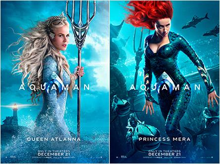 Queen Atlanna / Princess Mera