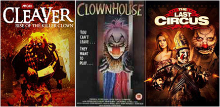 Cleaver / Clownhouse / The Last Circus