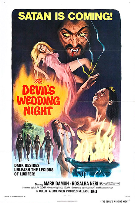 The Devil's Wedding Night