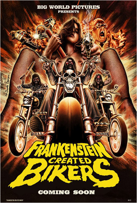 Frakenstein Created Bikers