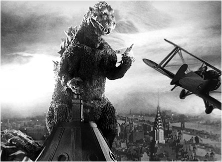 Godzilla vs. Science