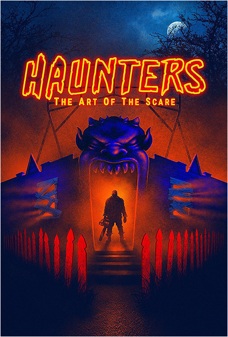 Haunters: Art of the Scare