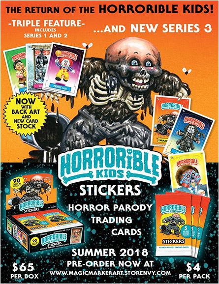 Horrorible Kids