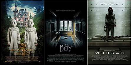 Miss Peregrine's Home For Peculiar Children, The Boy, Morgan