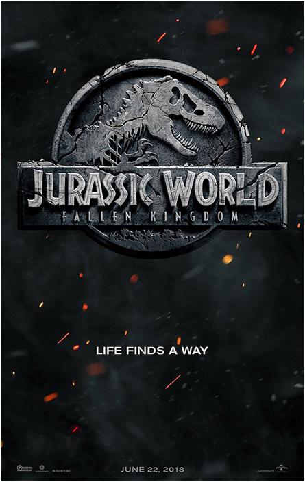 Jurassic World — Fallen Kingdom