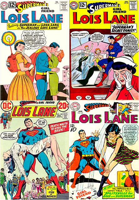Lois Lane comics