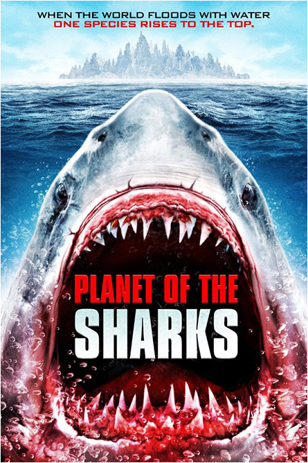 Planet of the Sharks