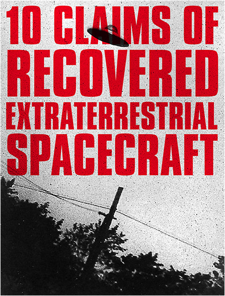 Recovered Spacecraft