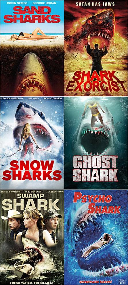 Sharks A-Lot