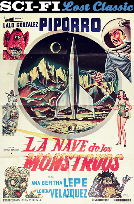 Ship of Monsters