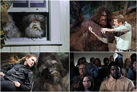 Snapshots of Bigfoot