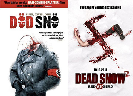 Dead Snow & Dead Snow 2: Red vs. Dead