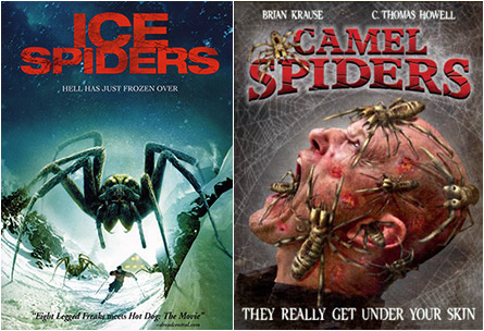 Ice Spiders / Camel Spiders