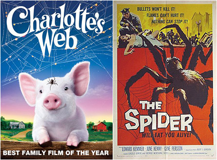Charlotte's Web / The Spider