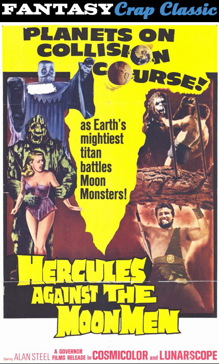 Hercules Against The Moon Men