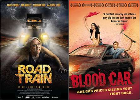Road Train / Blood Car