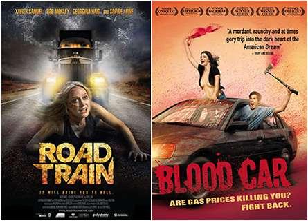 Road Train / Blood Car