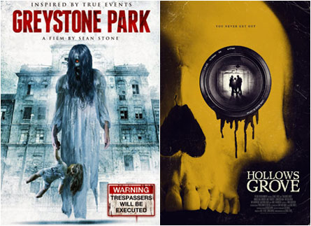 Greystone Park / Hollows Grove