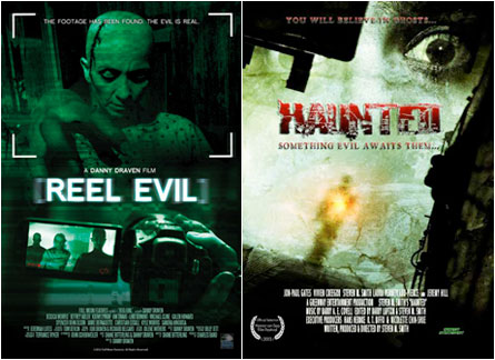Reel Evil / Haunted