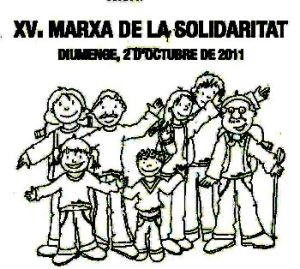 XVª Marxa Solidaritat