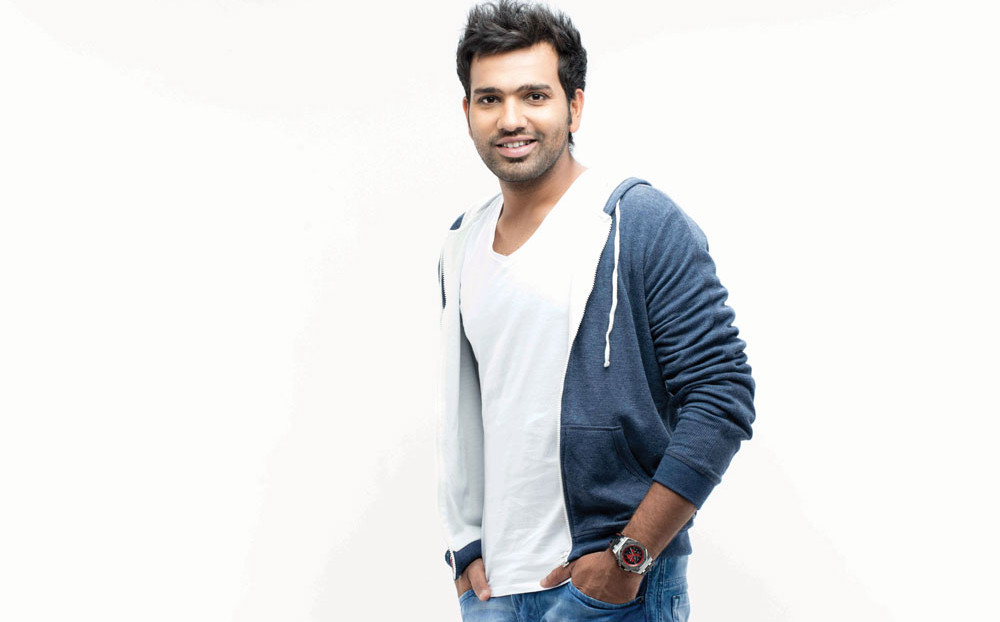 Getting to know Rohit Sharma