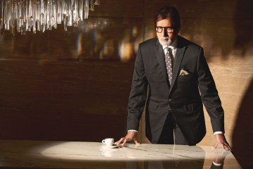 Big B on television, working with Anurag Kashap, blogging and bagging roles by chewing gum