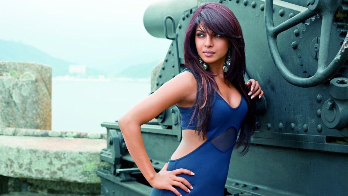 Priyanka Chopra stole the show at the People's Choice Awards last night