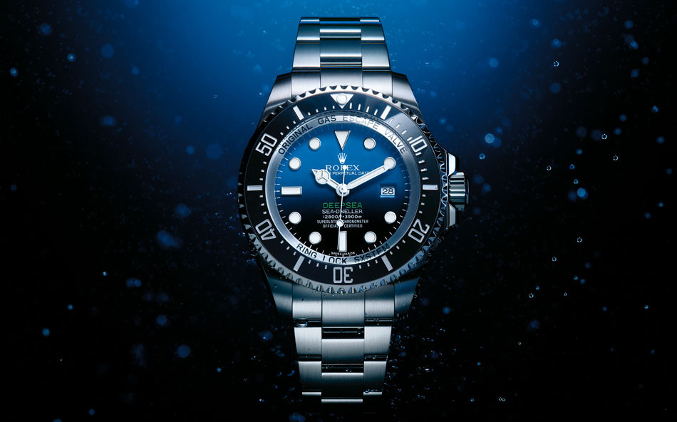 The Ultimate Diver's Watch