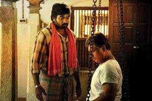 Vijay Sethupathi plays a goat shepherd in Thenmerku Paruvakaatru