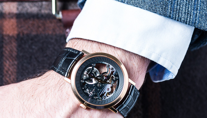 Piaget Altiplano Skeleton Watch
