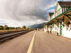 VIA Rail operates some of Canadas most remote but spectacular rail lines