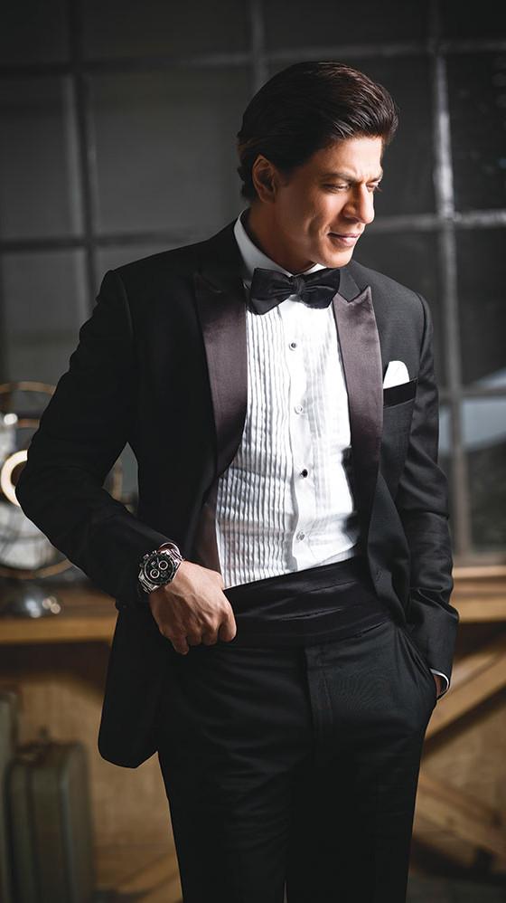 Image result for shahrukh tuxedo