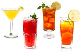 Simple cocktail recipes that needs a little bit of shaking and stirring
