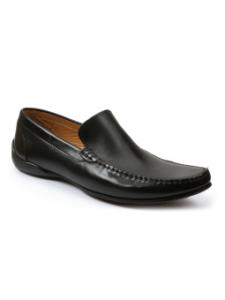 GIORGIO BRUTINI_Prentice Classique Leather Loafers_Rs 8572