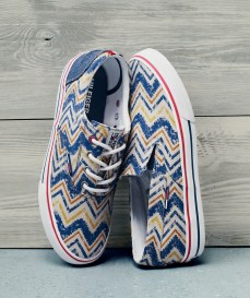 Printed shoes from Tommy Hilfiger