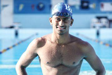 Sajan-Prakash breaks record