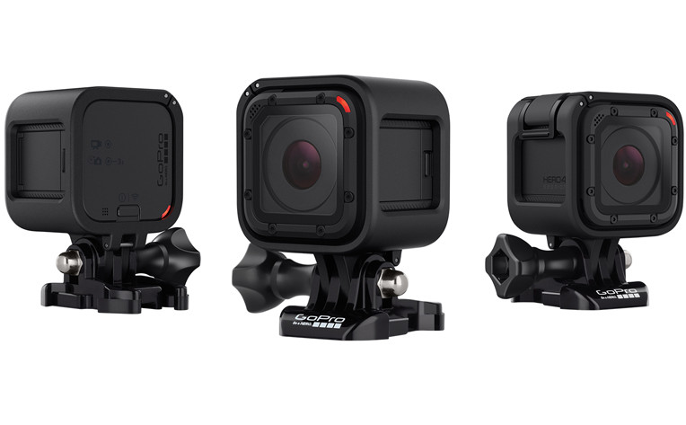 Say hello to the smallest GoPro