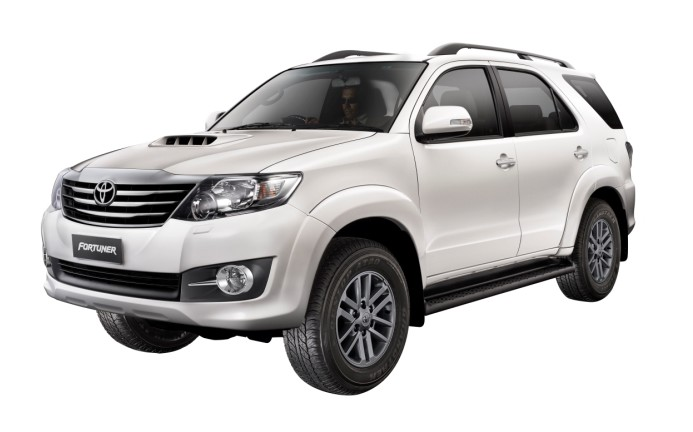 Driven: Toyota Fortuner 4×4 AT