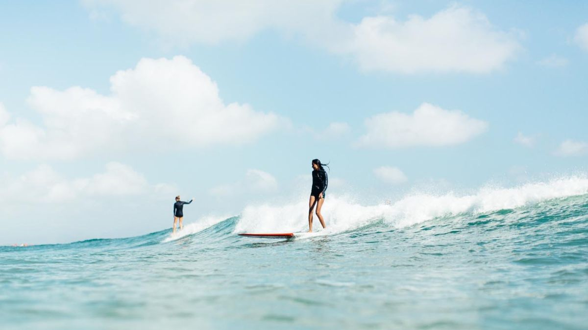Indians who are making waves in the sport of surfing