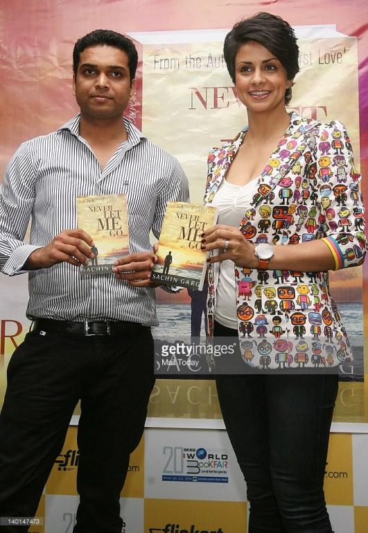 Sachin Garg and Gul Panag
