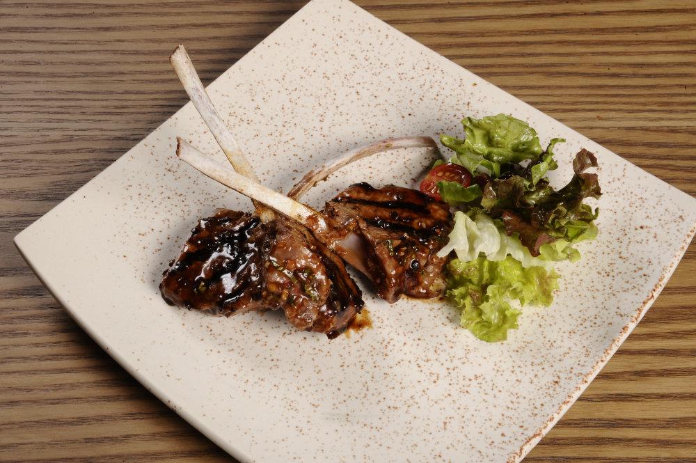 Mamak Lamb Chops
