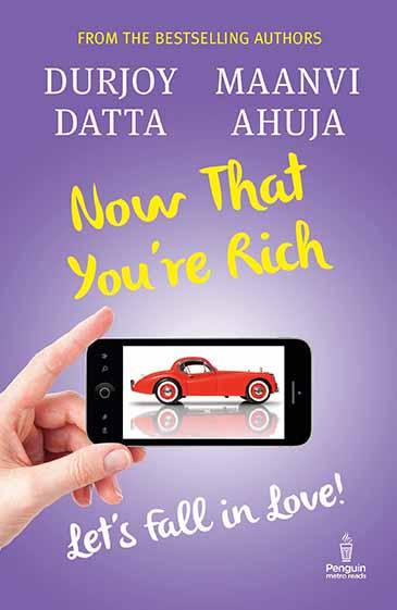 Now that you're rich- Durjoy Dutta