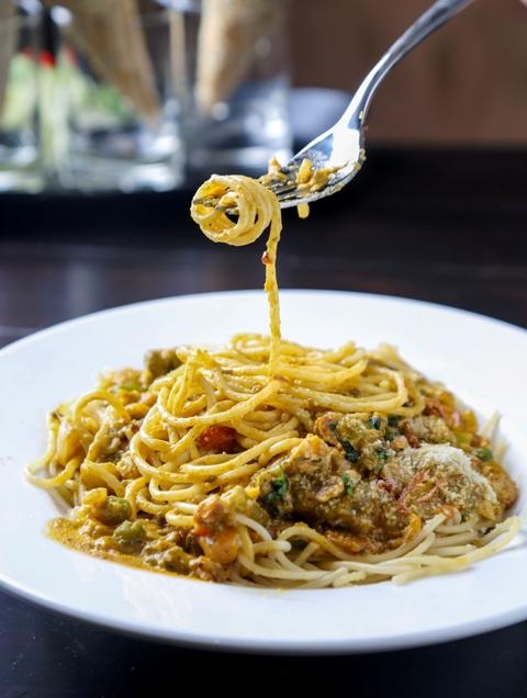 Spaghetti Nizami Handi