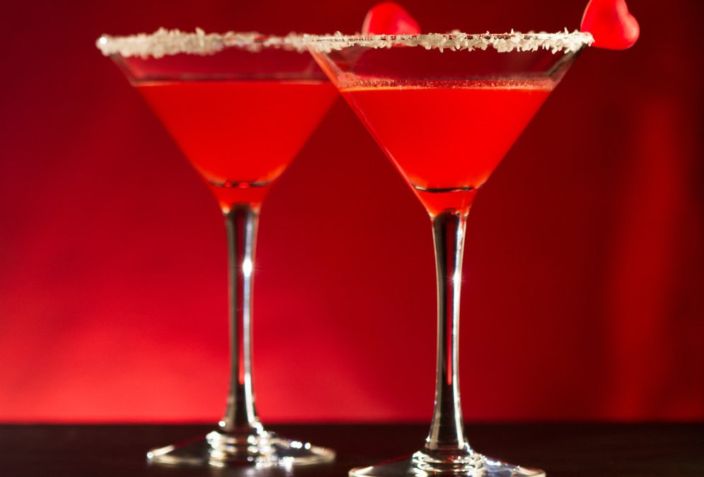 Valentine's Day Special: What Kind of Drink is Your Love?