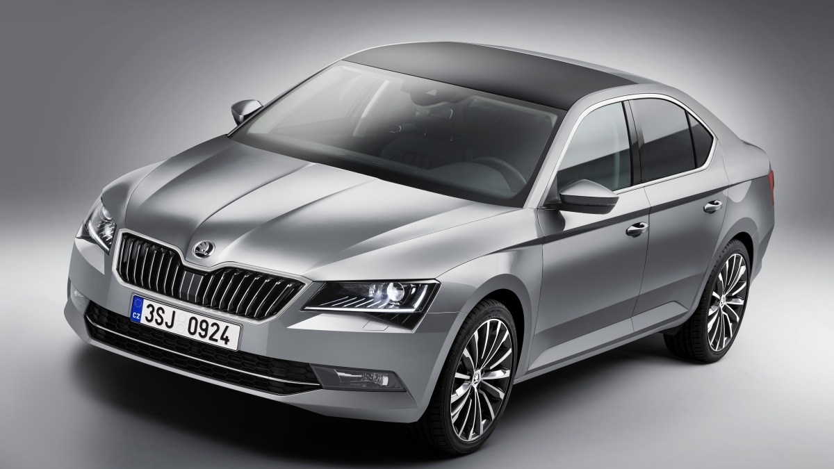 Reviewed: The all-new Skoda Superb
