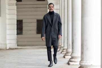 Designer Pranav Mishra, Lakme Fashion Week