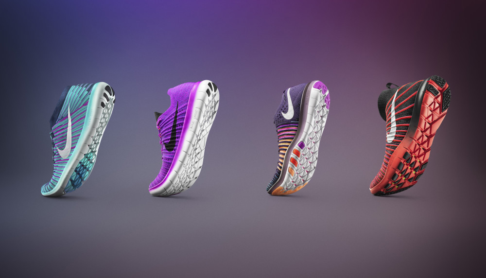 Check Out The Latest Nike Free Collection