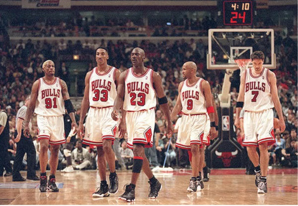 This 1995-96 Chicago Bulls Mixtape Is The Best Thing You Will See Today