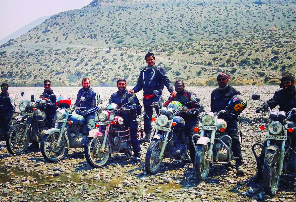 Royal Enfield's Tour Of Nepal Is A Great Way To Explore This Fascinating Country